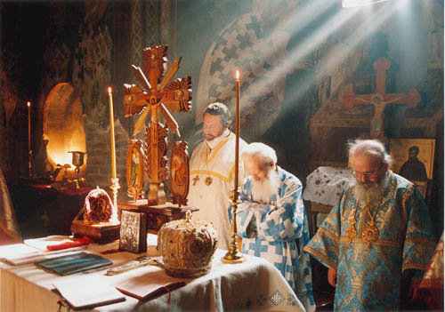 Liturgy: It's not what it looks like.