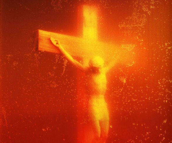 Above all, Piss Christ is shitty art.