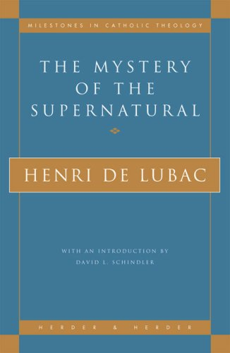 The Mystery of the Supernatural has influenced you even if you know nothing about it.